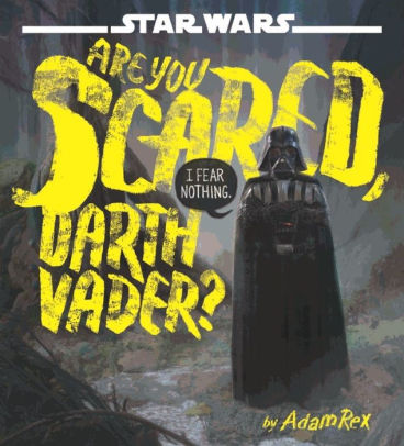 Are You Scared, Darth Vader? cover