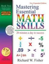 Mastering Essential Math Skills by Richard W. Fisher
