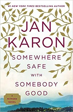 Somewhere Safe with Somebody Good book cover